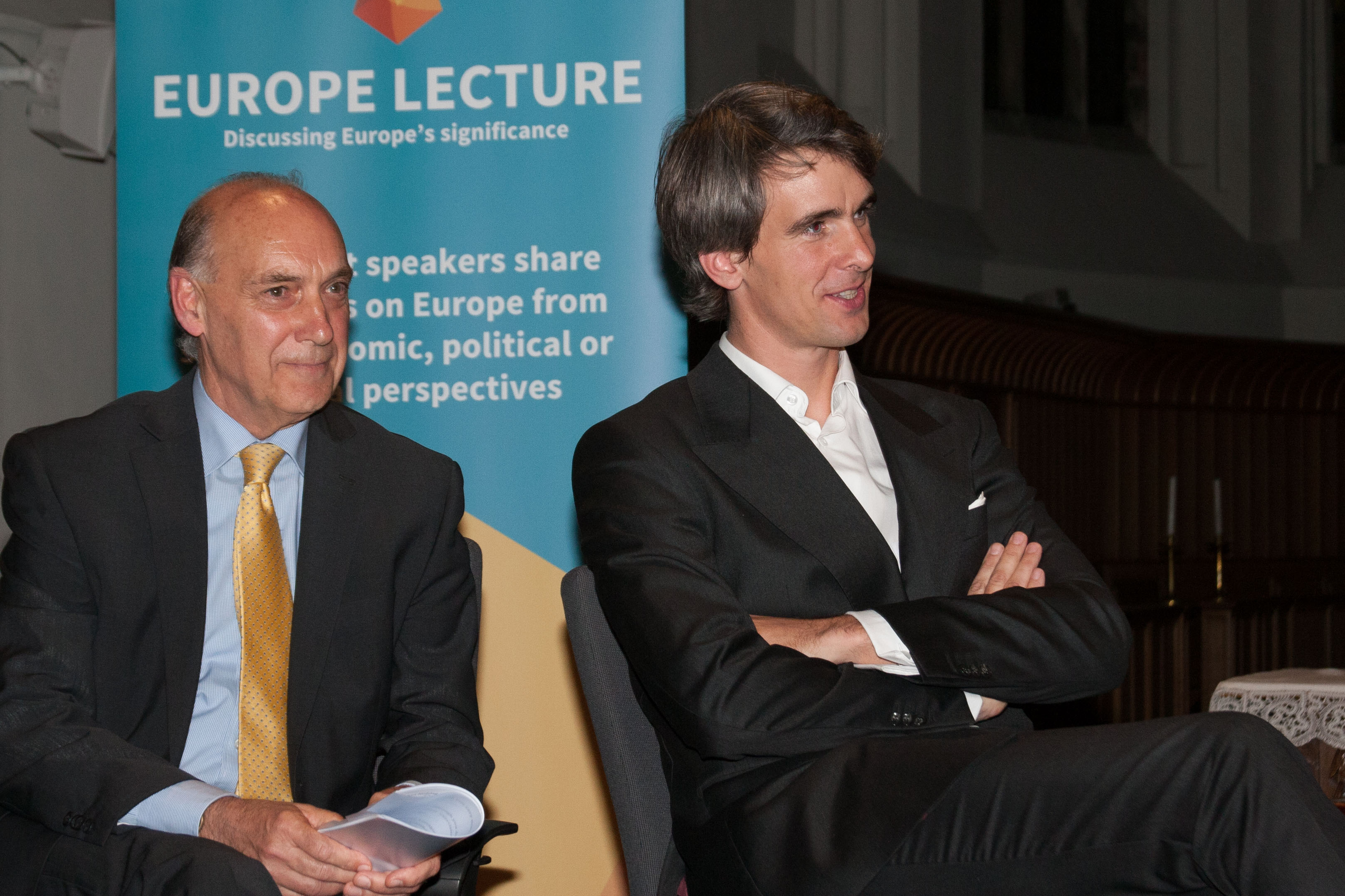 Europe Lecture - Peace and Security