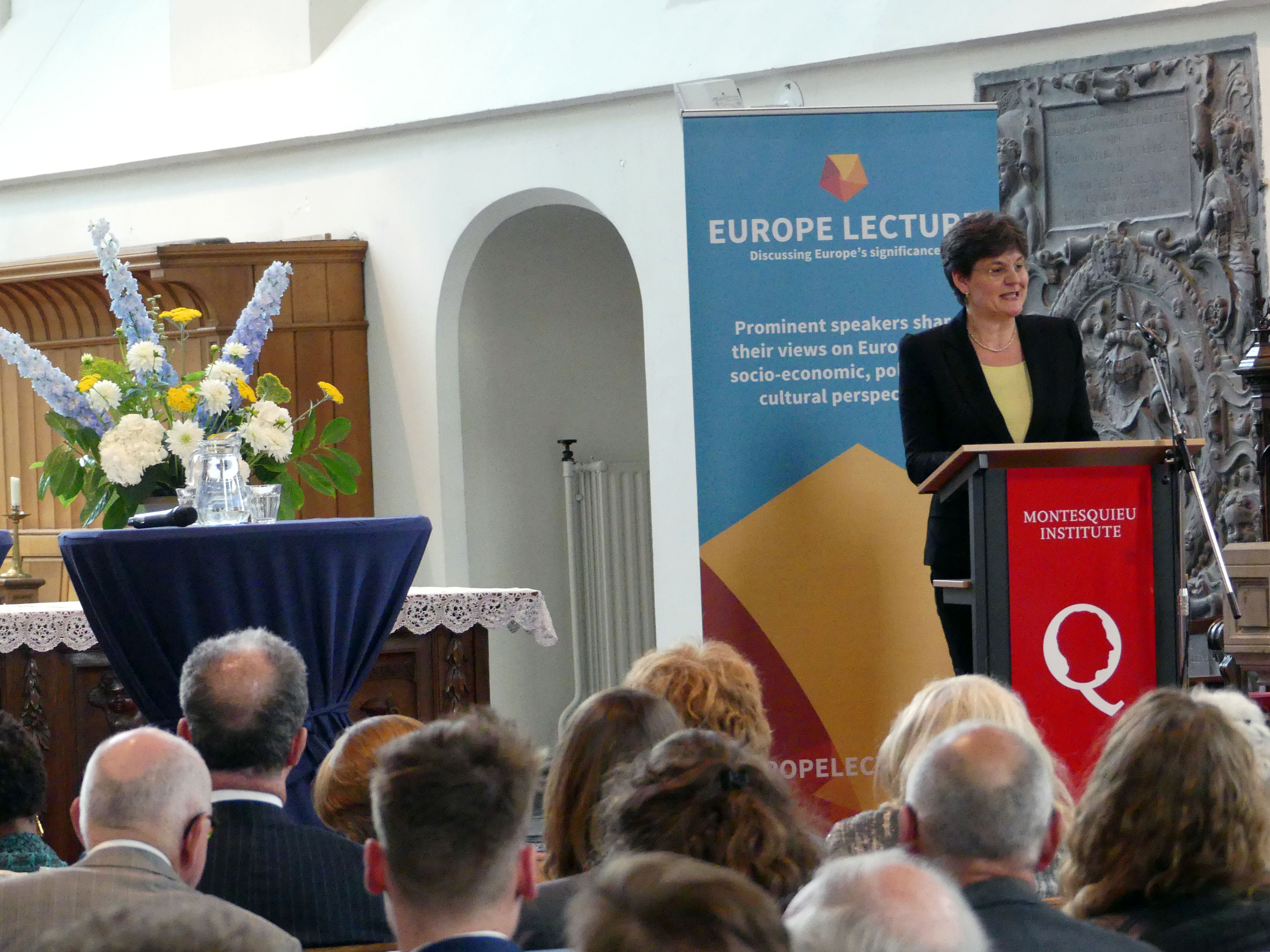 Europe Lecture June 13, 2016